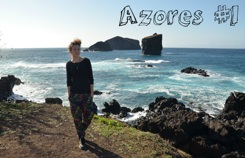 Total Sinsay look in Azores