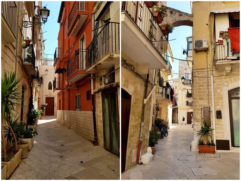 Bari, wpadki podróżnicze, Apulia, zakreecona blog, humor, śmieszna historia
