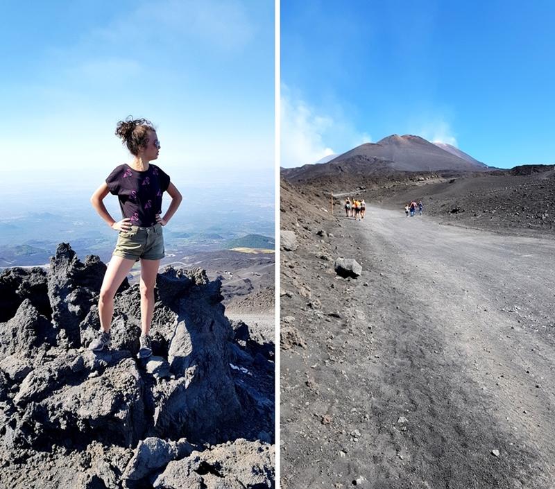 Wschodnia Sycylia, Sycylia, Etna, wulkan Etna