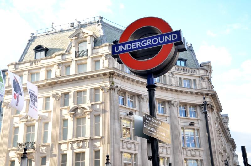 Londyn, metro, Wielka Brytania, underground, buycheaplookfit, podróże, weekend w Londynie