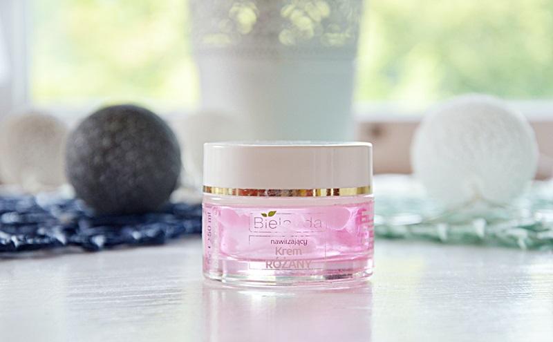 olej do mycia twarzy, olej rózany, bielenda, konkurs, zakreecona, kosmetyki różane, woda różana, serum różane, krem nawilżający, krem różany