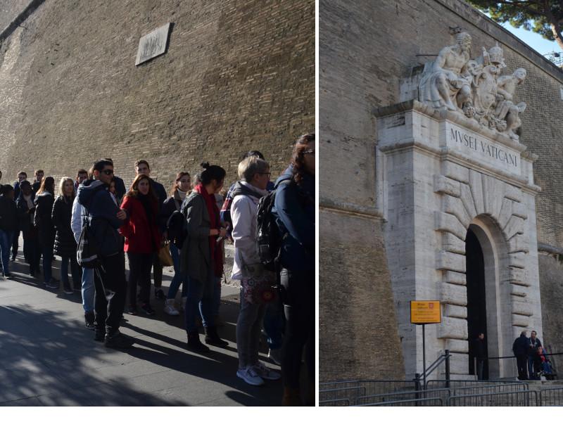 Rzym, Muzea Watykańskie, Watykan, weekend w Rzymie, Muzeum,
