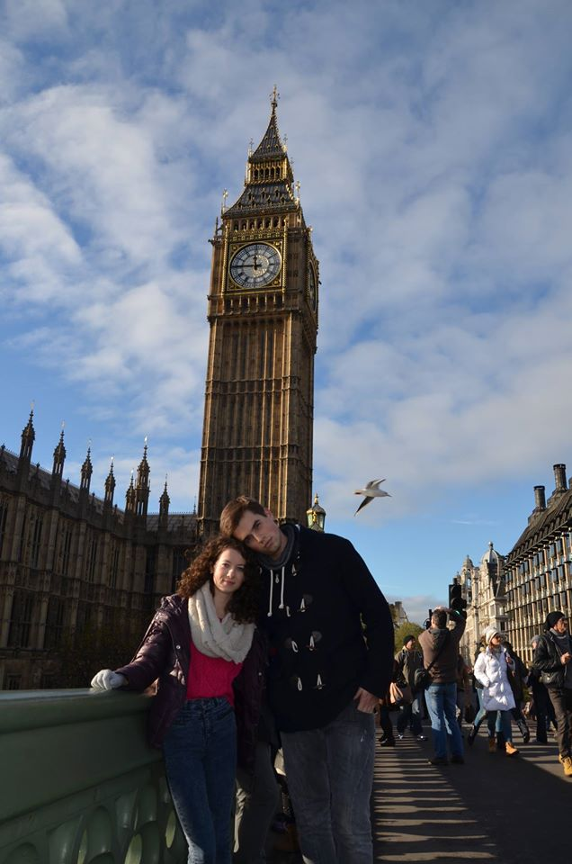 buycheaplookfit, Londyn, Big Ben, wpadki podróżnicze, podróże, Wielka Brytania, para