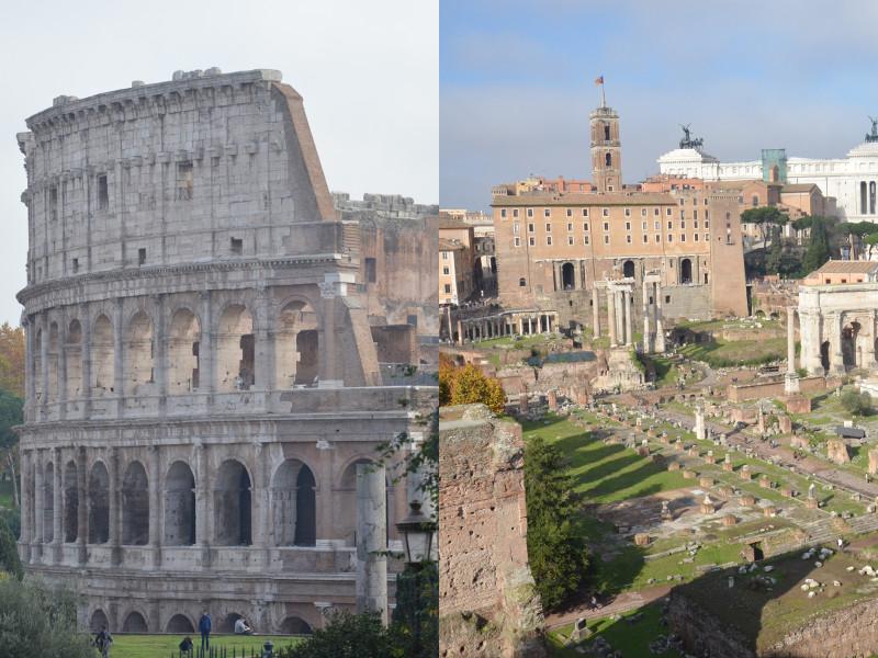 Rzym, Panteon, Colloseum, tani wyjazd, weekend w Rzymie, Włochy, jak zorganizować wyjazd do Rzymu