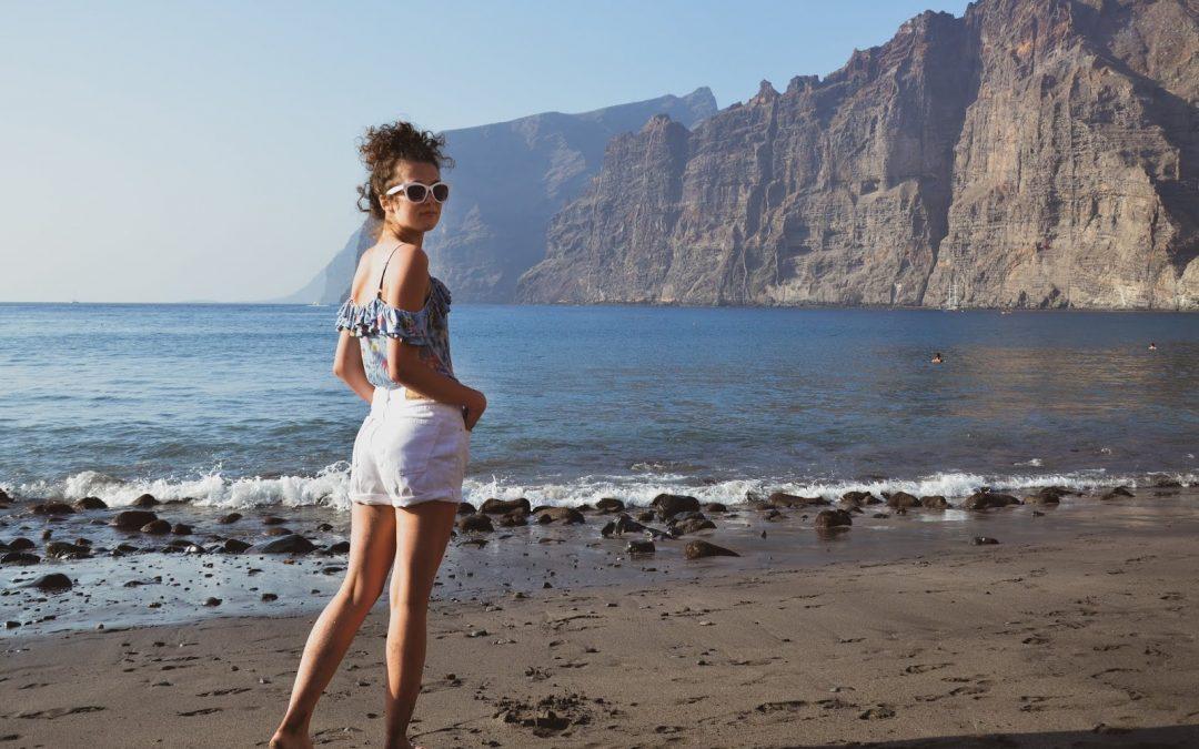3 plaże, które musisz odwiedzić będąc na Teneryfie
