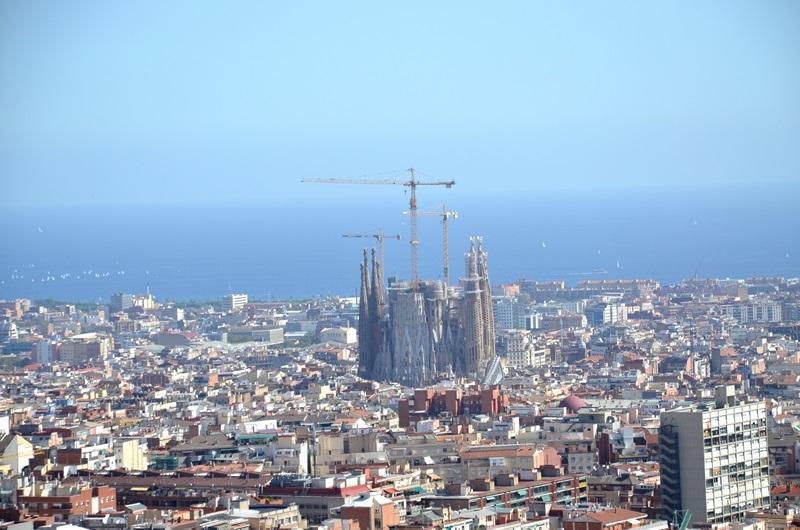 Perła Katalonii – czyli zimowe wspomnienie Barcelony