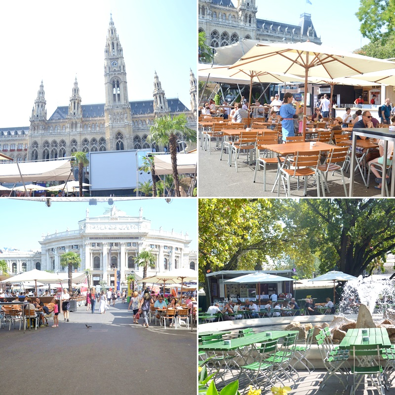 Wiedeń, Muzeum HIstorii Naturalnej, wycieczka, weekend, zwiedzanie, pomysł na weekend, zakreecona.pl, kręcone włosy, blog modowy, blog podróżniczy, ratusz, opera