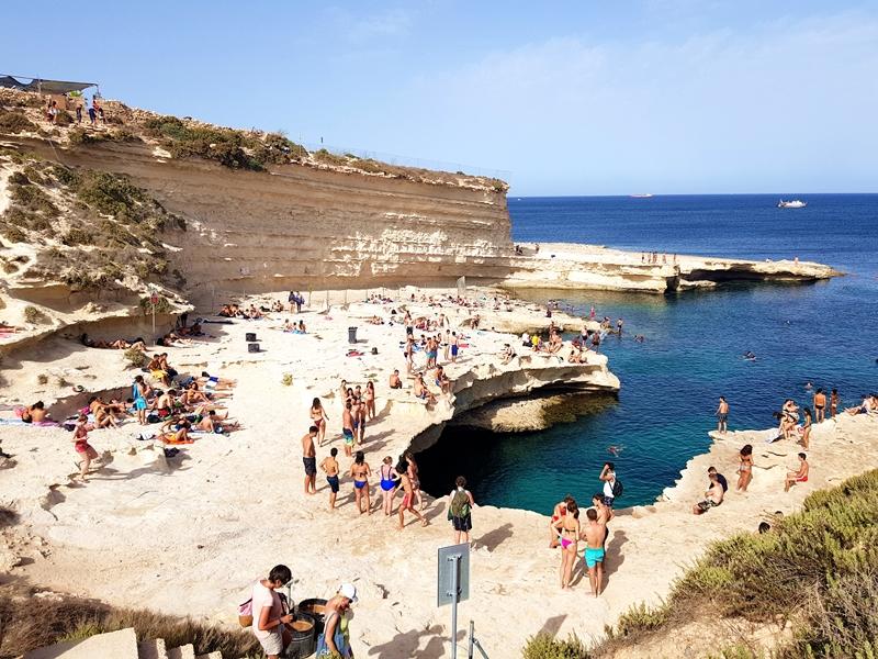 Trzy plaże na Malcie, które koniecznie musicie odwiedzić + praktyczne wskazówki