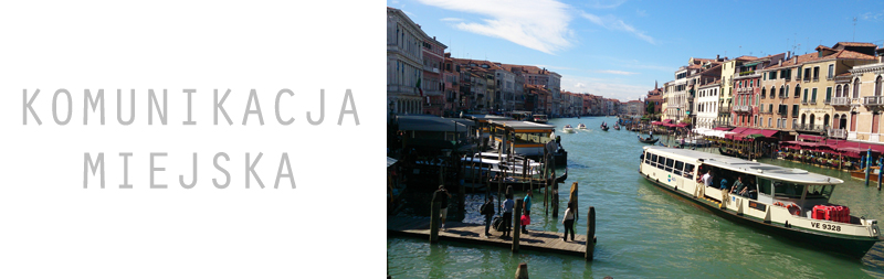 Wenecja, kanały, Włochy, wyjazd do Wenecji, komunikacja w Wenecji