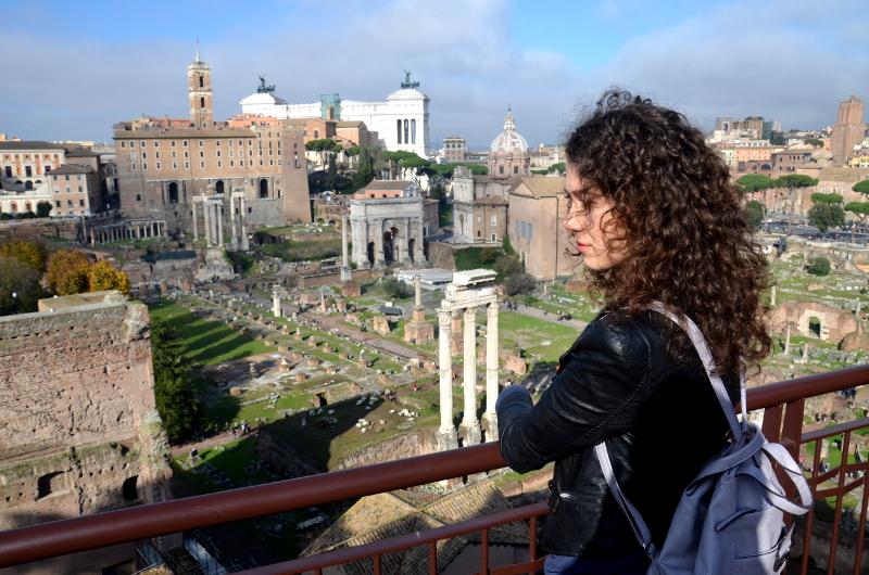 Mój rzymski jesienny weekend