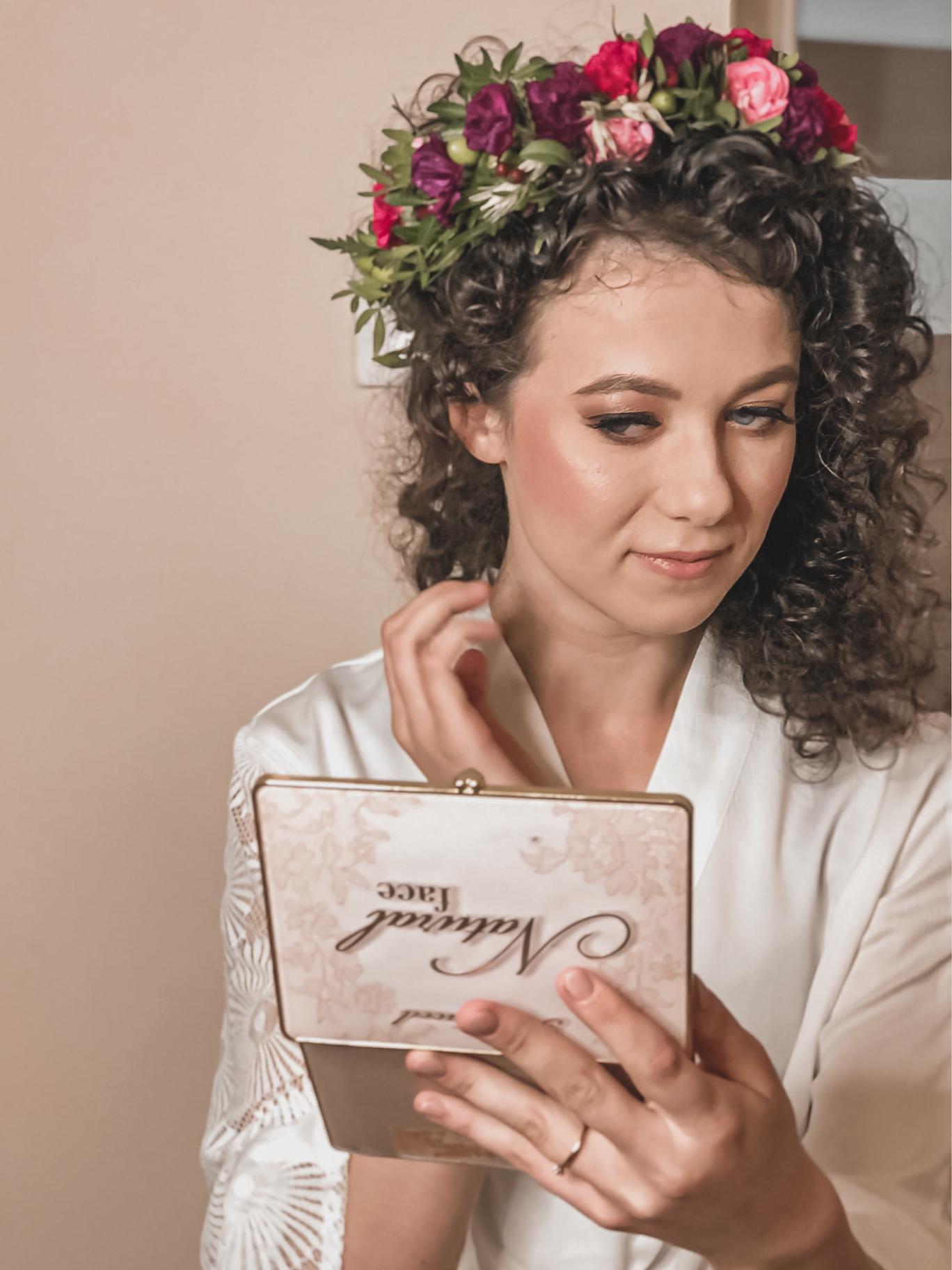 makijaż ślubny, zakreecony ślub, ślub wrocław, makijaż wrocław, douglas