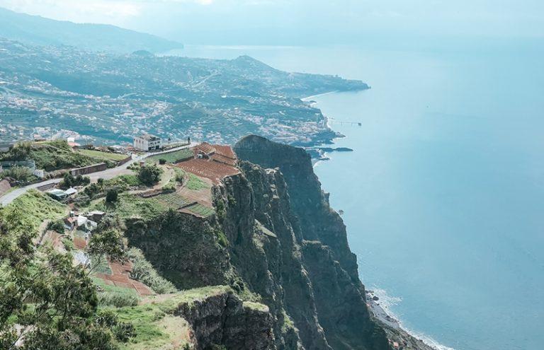 Najpiękniejsze punkty widokowe na Maderze