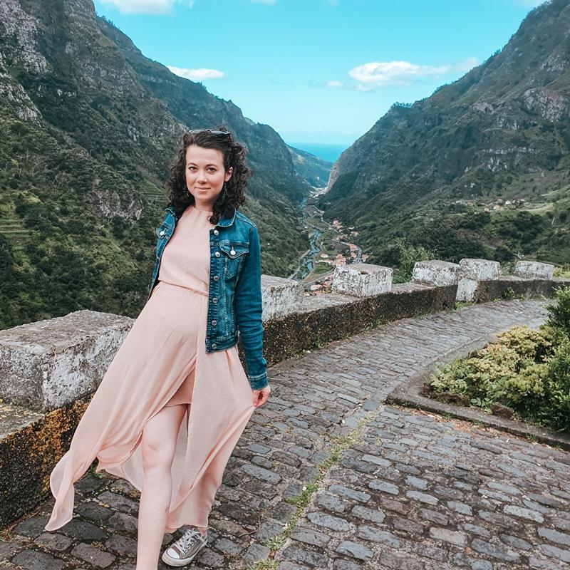 Madera, punkt widokowy Madera, wakacje na Maderze w ciąży